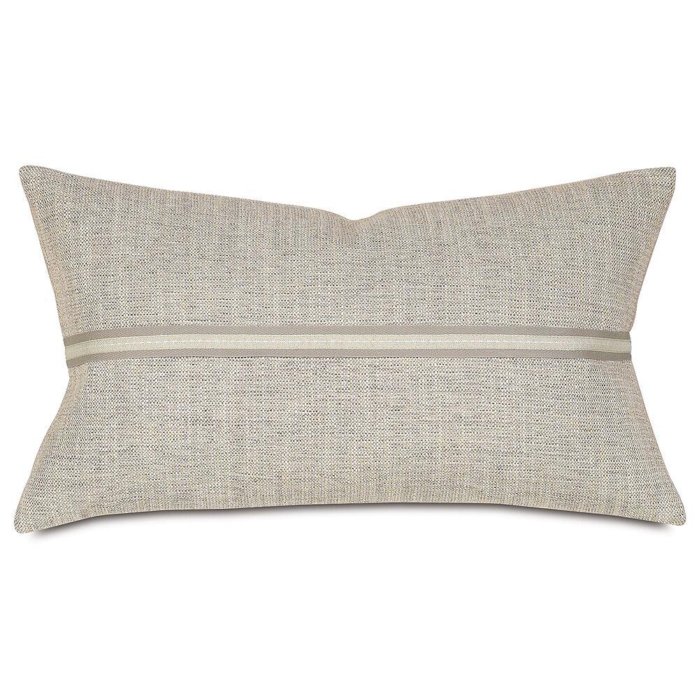 Draper Lumbar Pillow Color: Slate