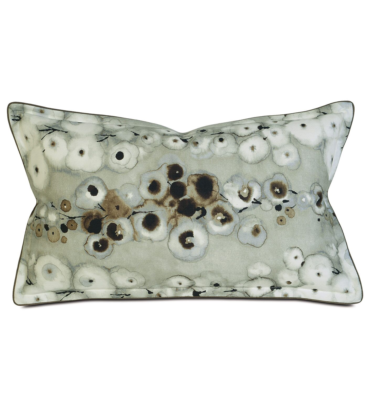 Laurel Cotton Lumbar Pillow