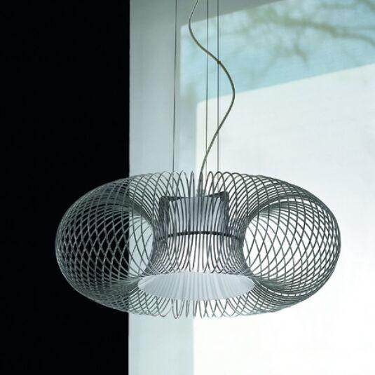 Spring 1-Light Drum Pendant Shade Color: Polished Black, Diffuser Color: Sanded Pirex Glass