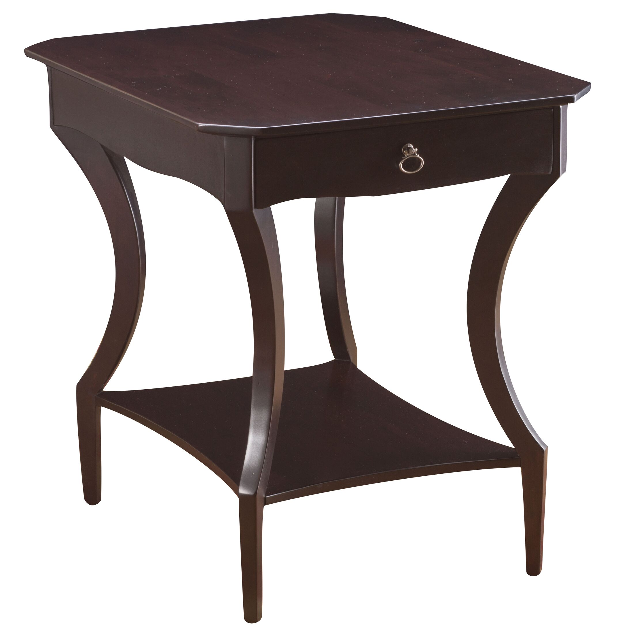 Berkley End Table Color: Nautilus