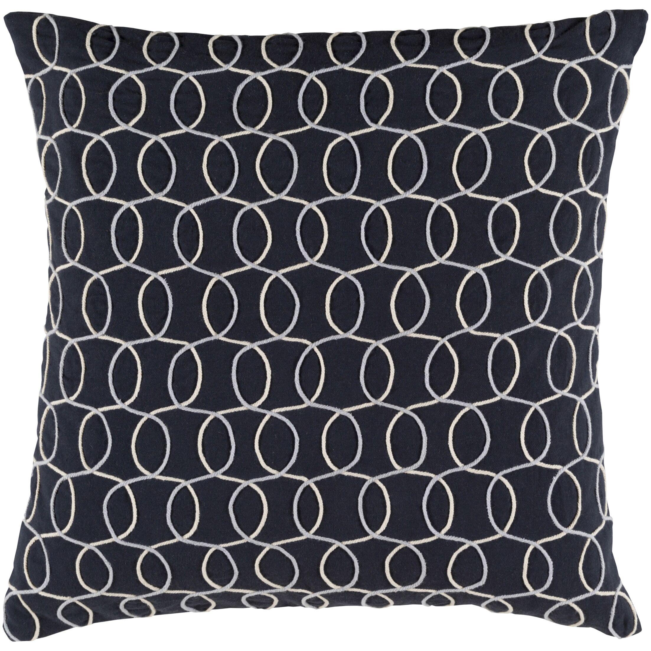 Solid Bold II Cotton Lumbar Pillow Size: 22
