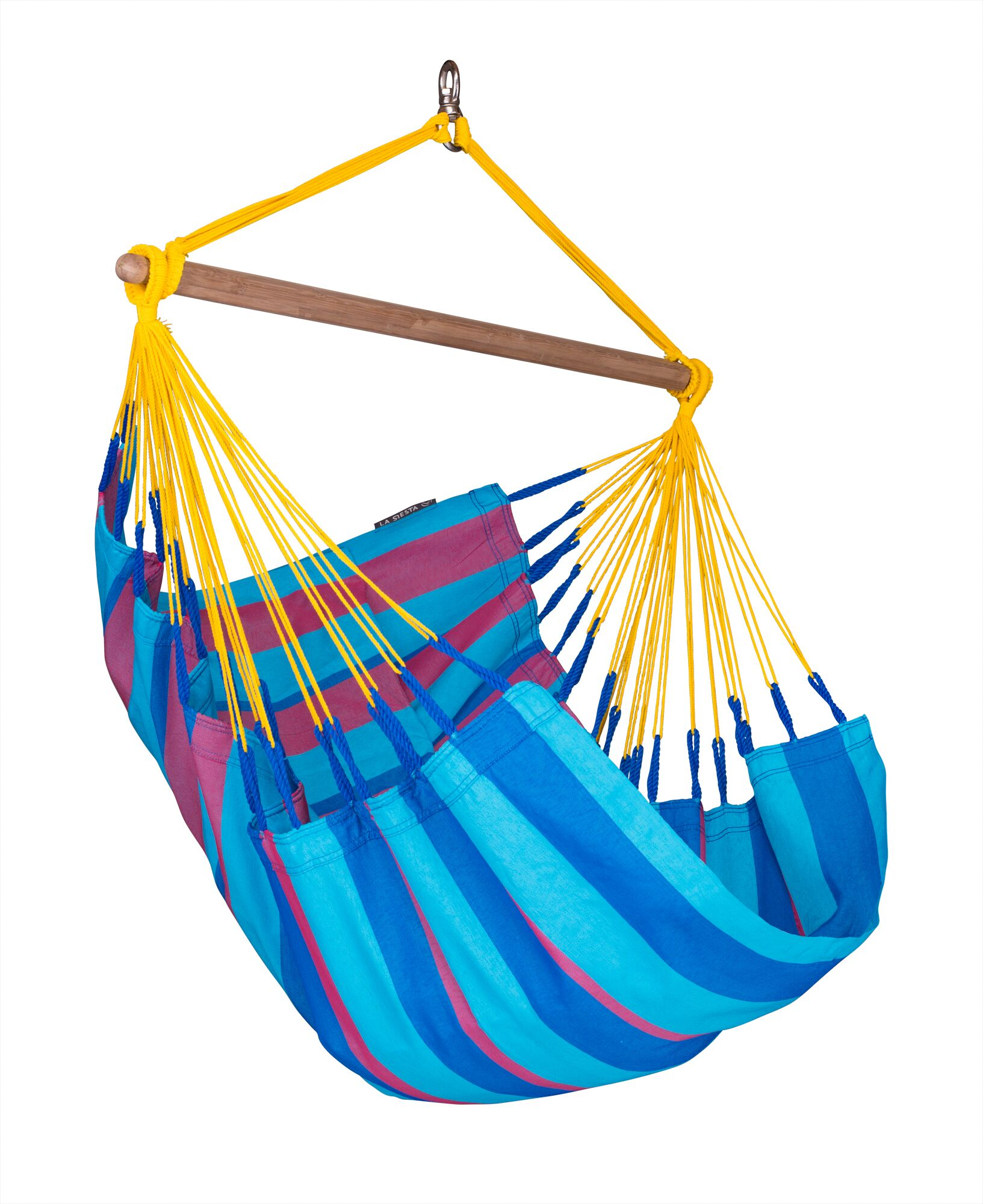 SONRISA Weatherproof Basic Olefin Chair Hammock Color: Wild berry