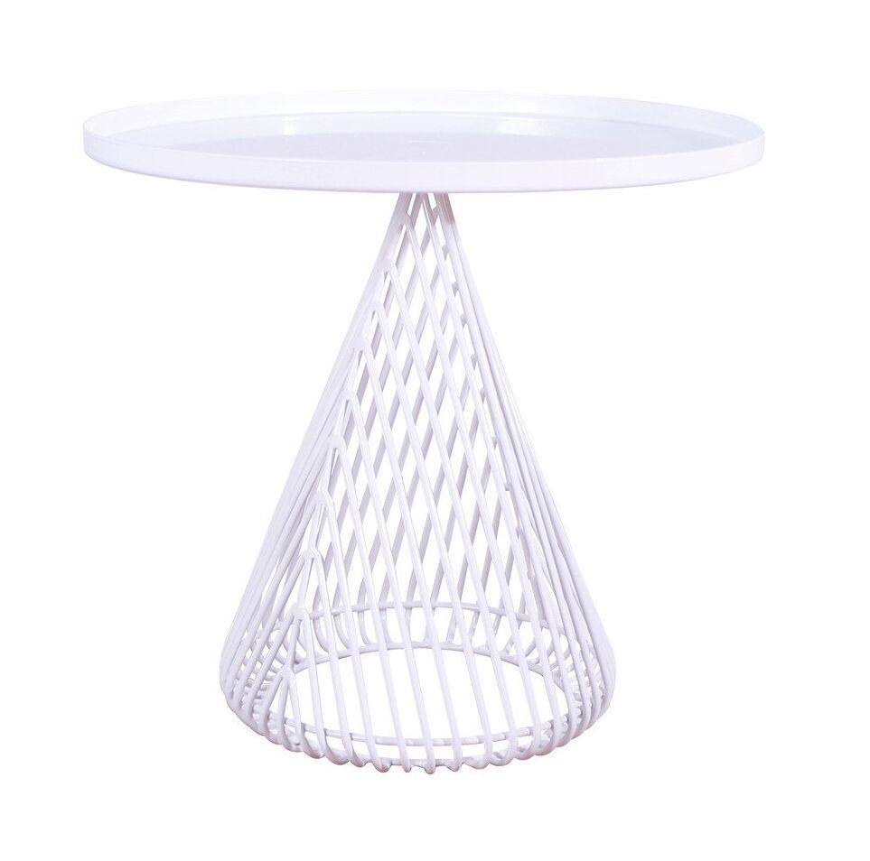 Cono Tray Table Color: White