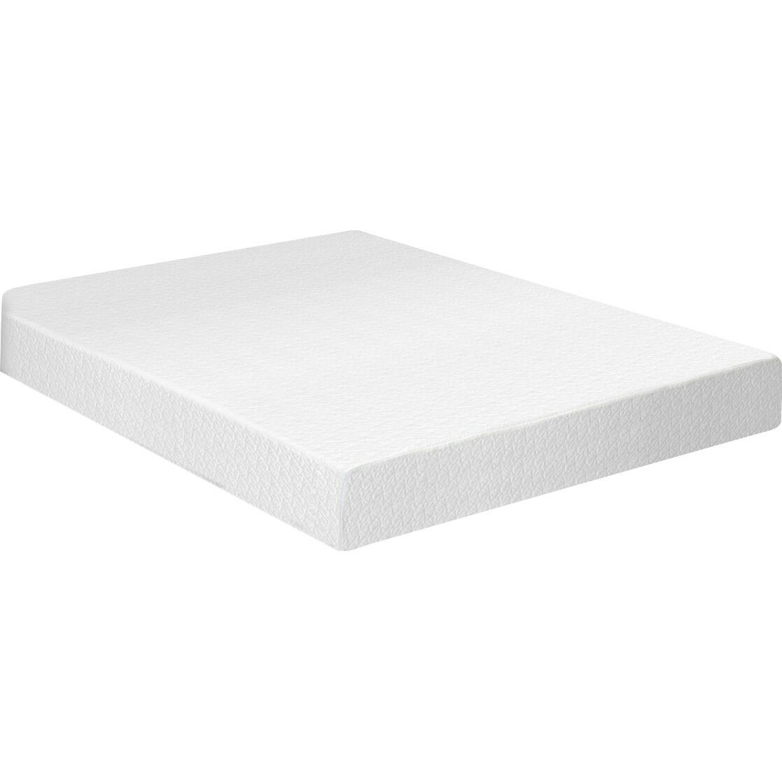Panel Bed with Mattress Size: Full