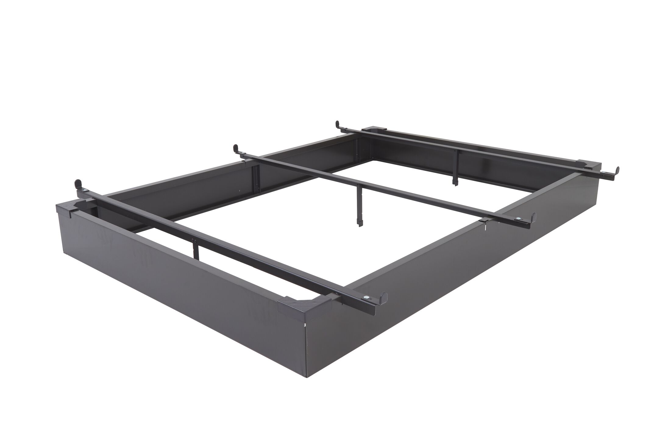 Inter-Lock Bed Base Size: King