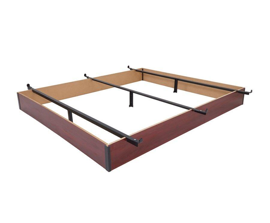 Mantua Wood Bed Frame Size: California King