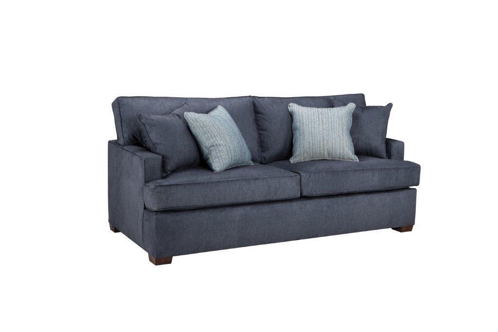 Oatfield Sleeper Sofa Body Fabric: Denim Sand, Mattress Type: Innerspring, Size: Queen