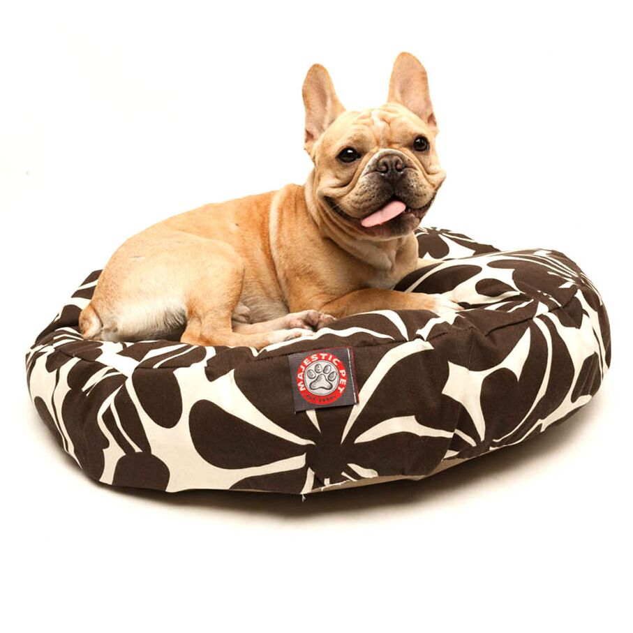 Plantation Round Pet Bed Size: Medium - 36