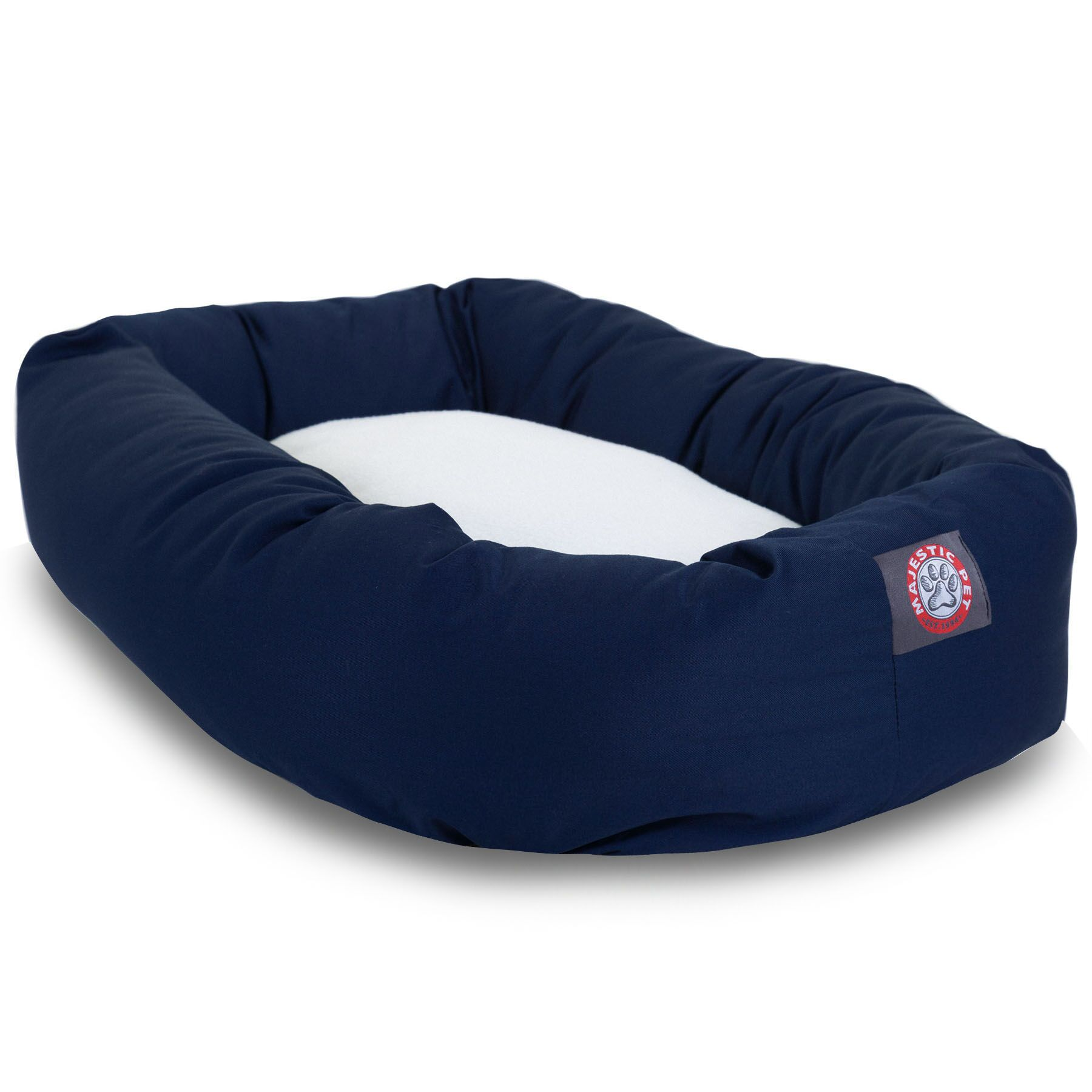 Patrice Pillow Pet Bed Size: Small (24