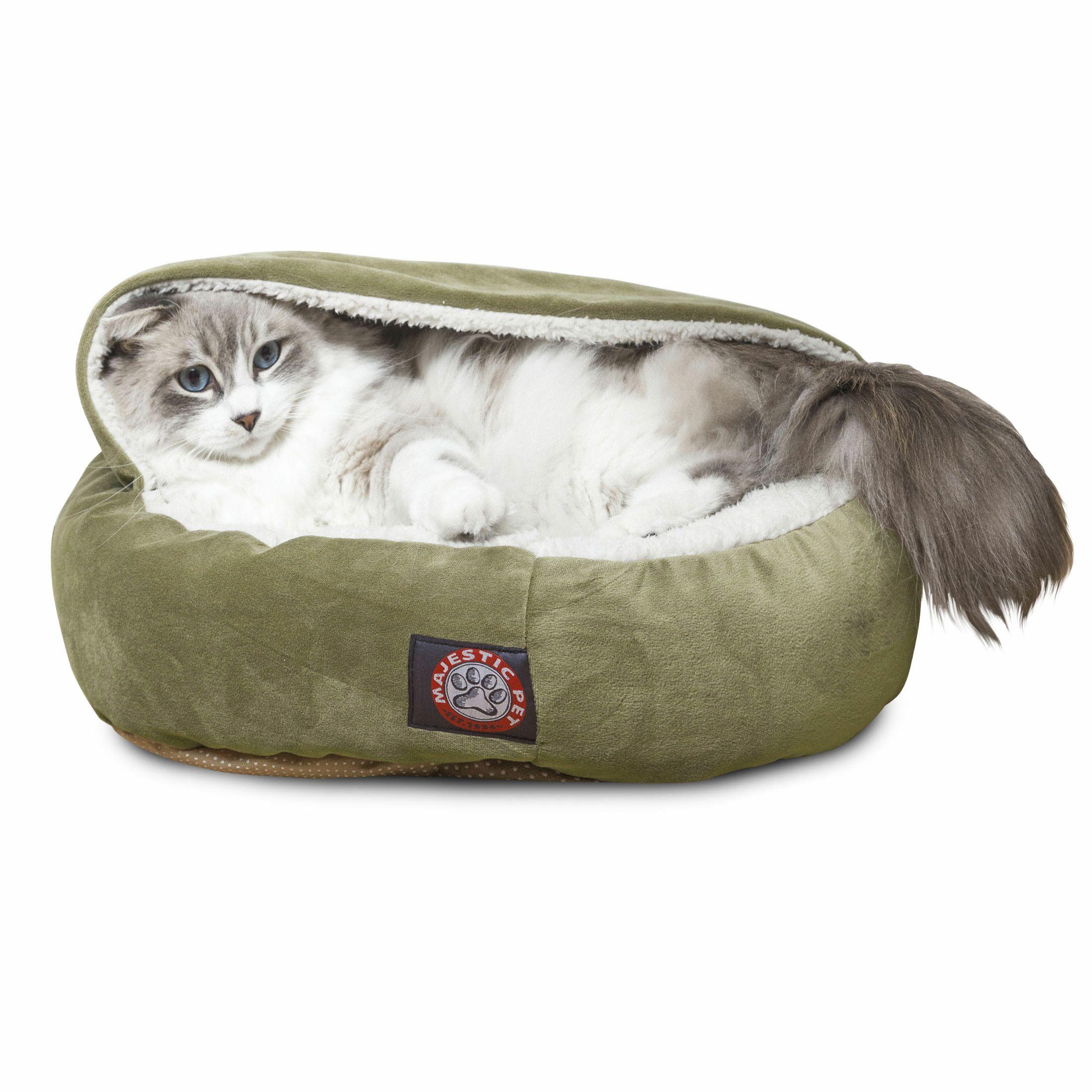 Hannah Pet Bed Color: Sage