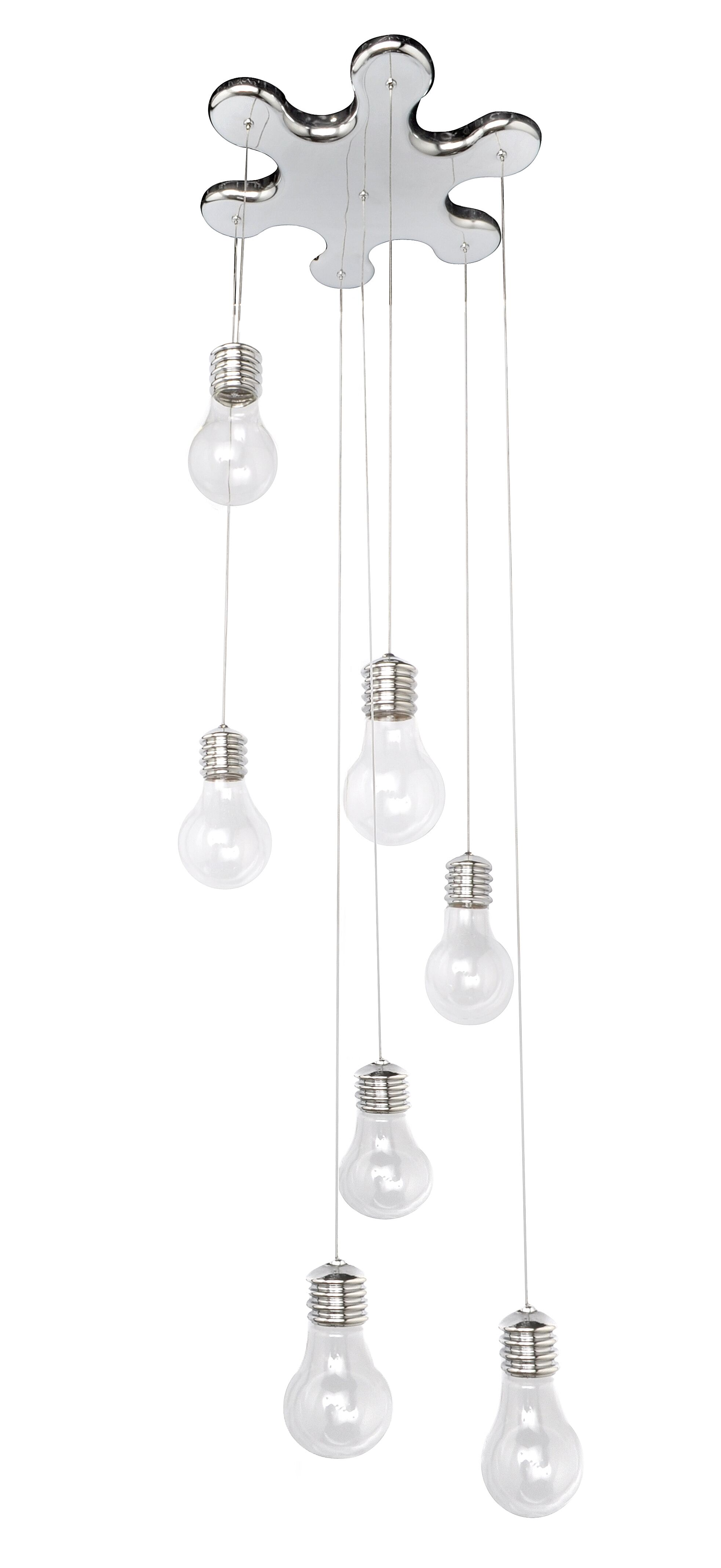 Edison 7-Light Pendant