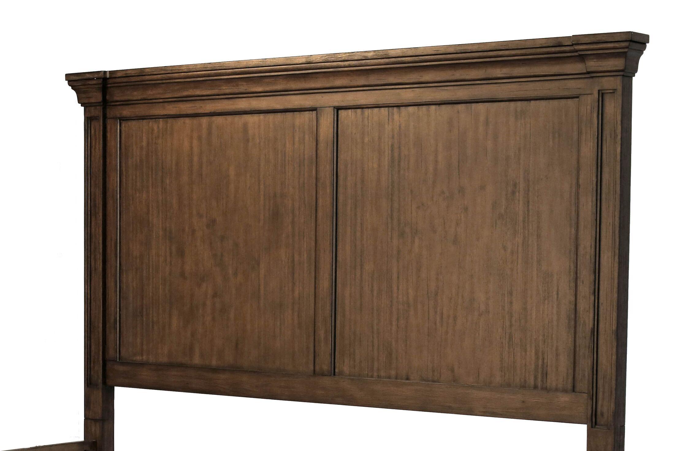 Bartlette Panel Headboard Size: King