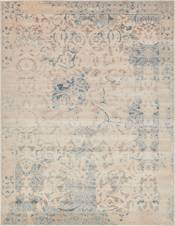 Elisha Beige Area Rug Rug Size: Rectangle 8' x 10'
