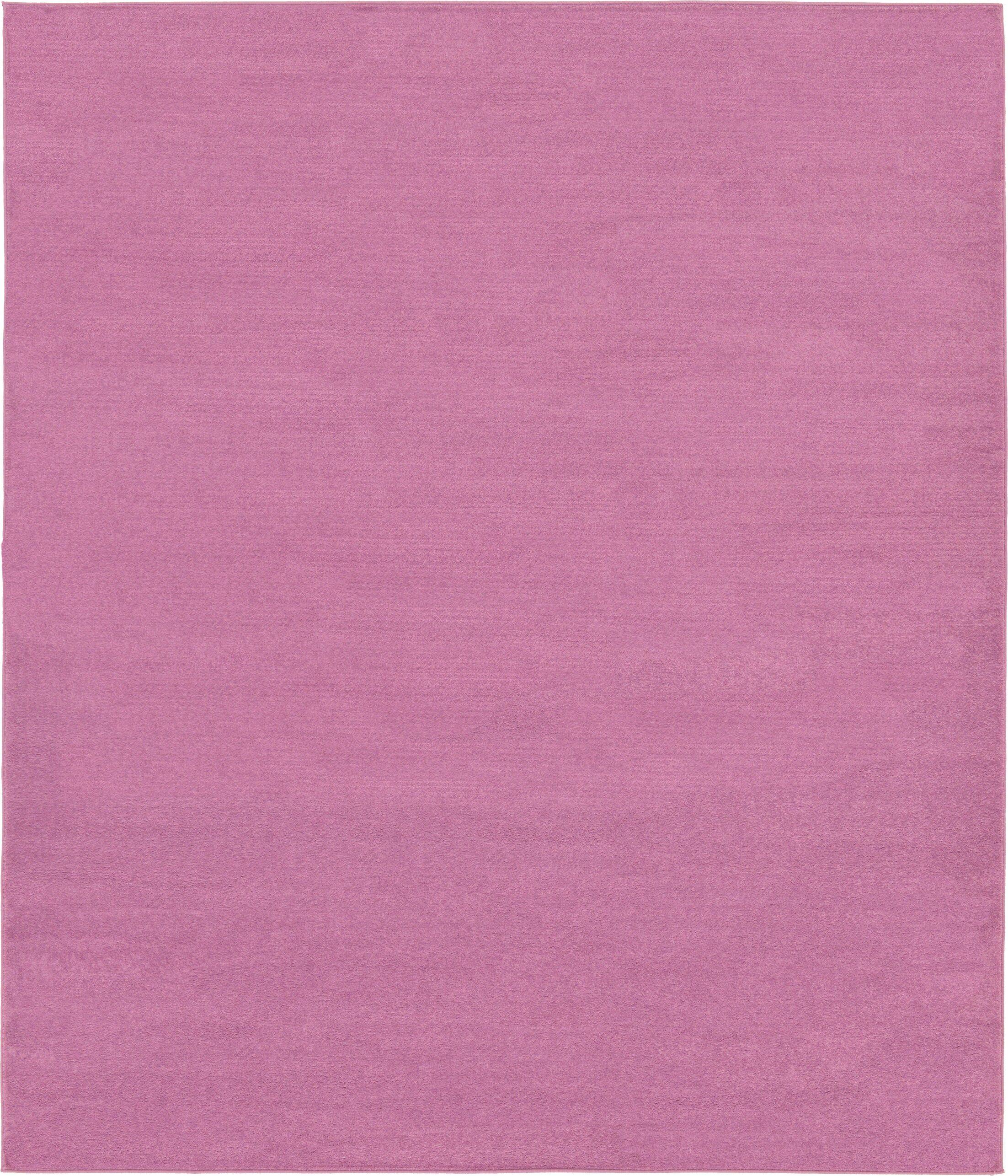 Hugh Purple Area Rug Rug Size: Rectangle 8'2