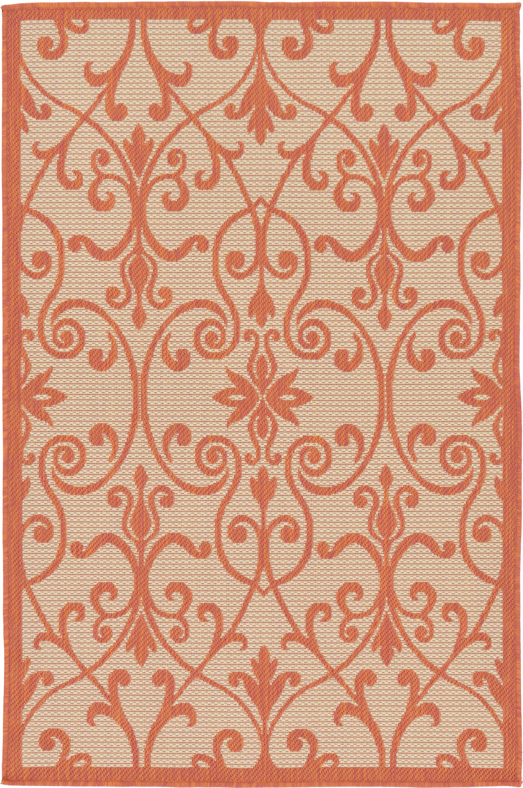 Staffordshire Beige Indoor/Outdoor Area Rug Rug Size: Rectangle 3'3