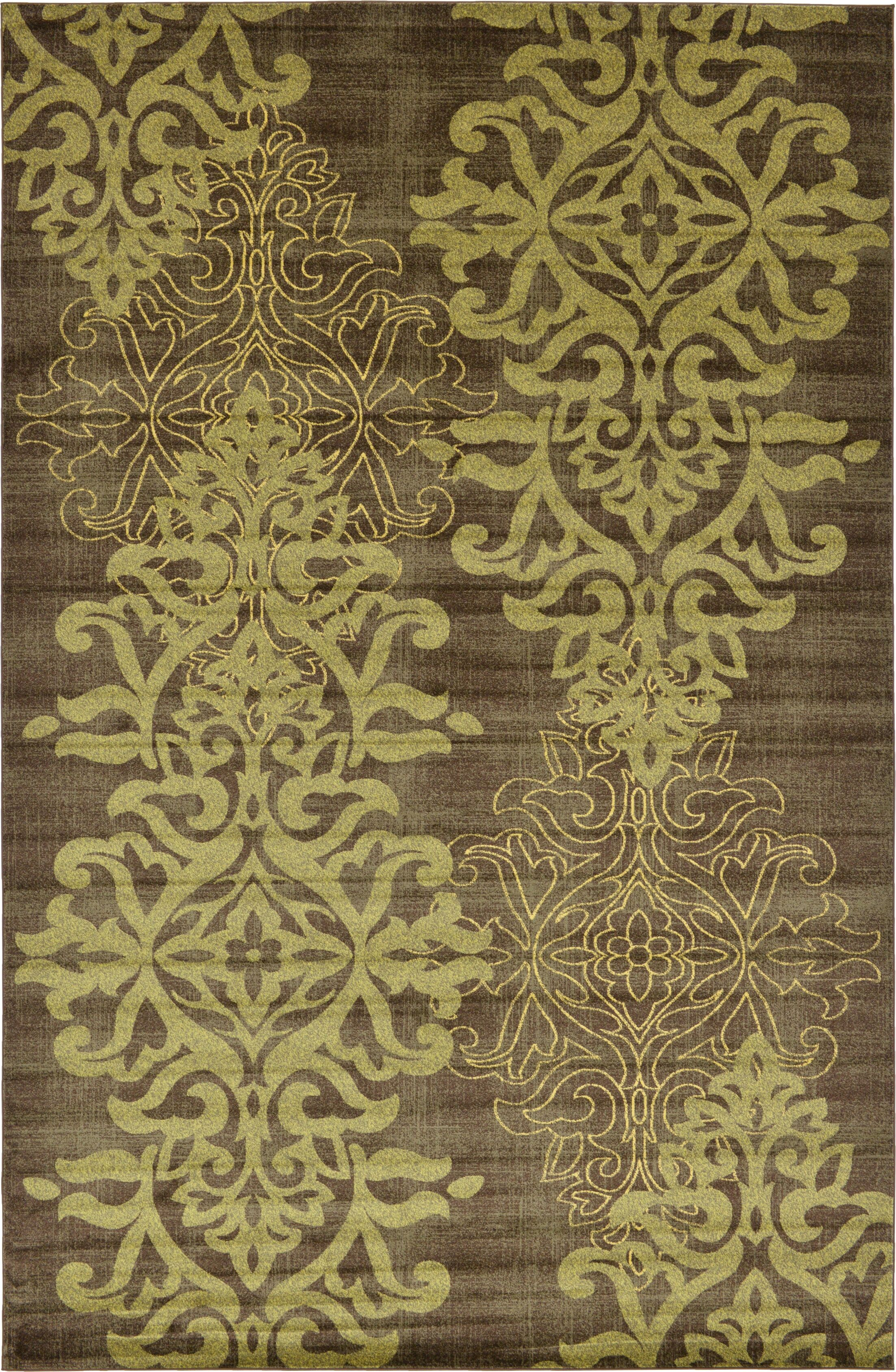 Rodney Brown Area Rug Size: Rectangle 10'6