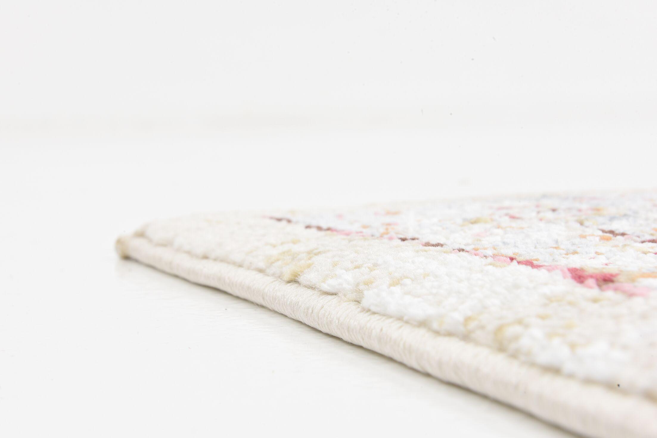 Lynda Beige Area Rug Rug Size: Rectangle 5' x 8'