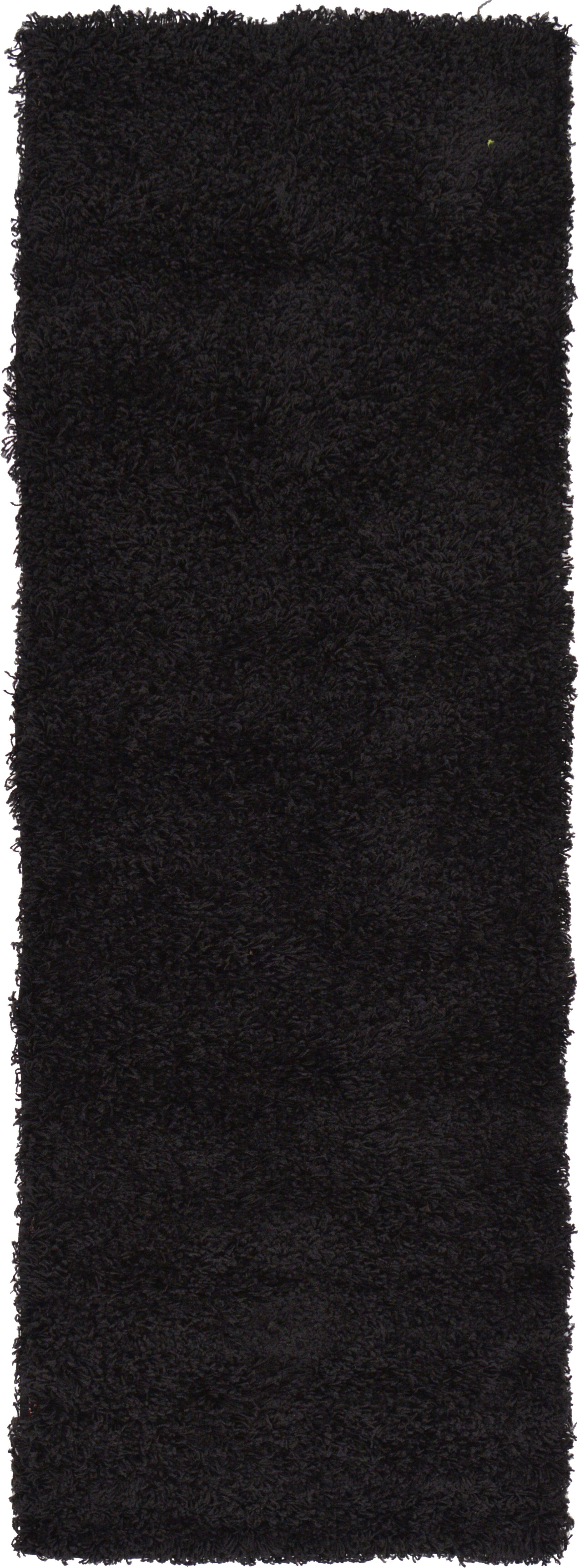 Lilah Black Area Rug Rug Size: Runner 2'6