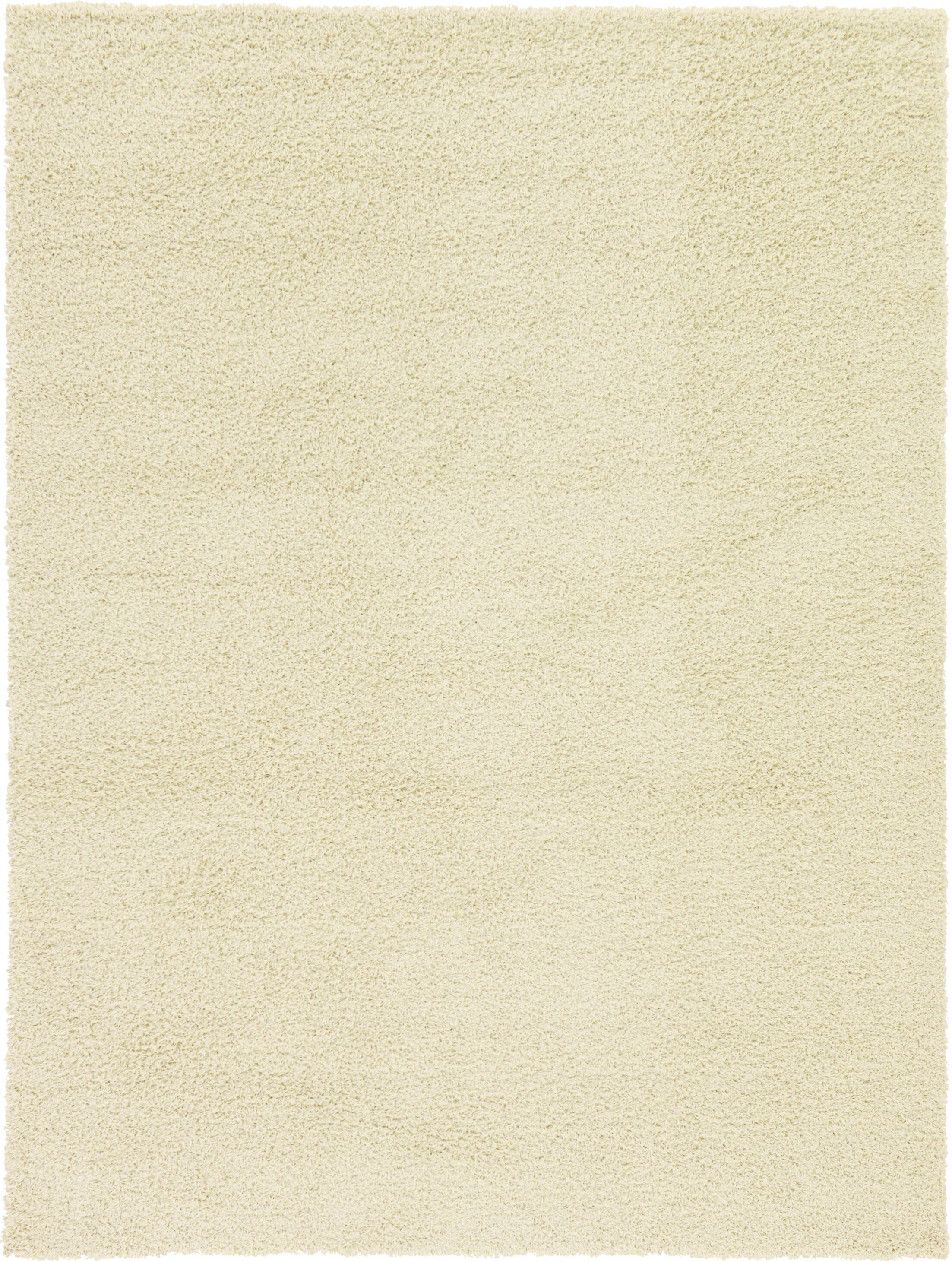 Lilah Pure Ivory Area Rug Rug Size: Rectangle 8' x 11'