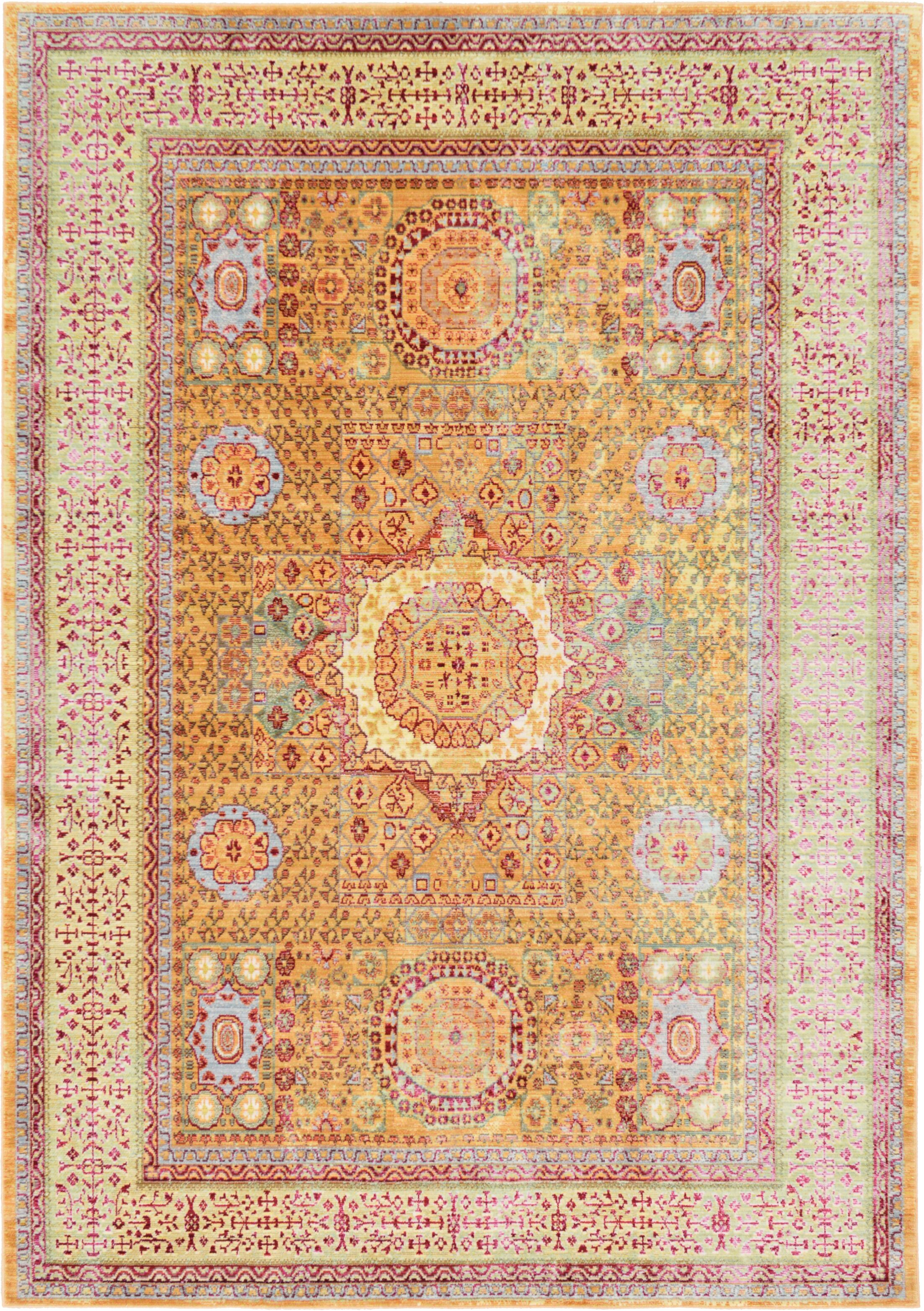 Danbury Traditional Area Rug Rug Size: Rectangle 6' x 9'