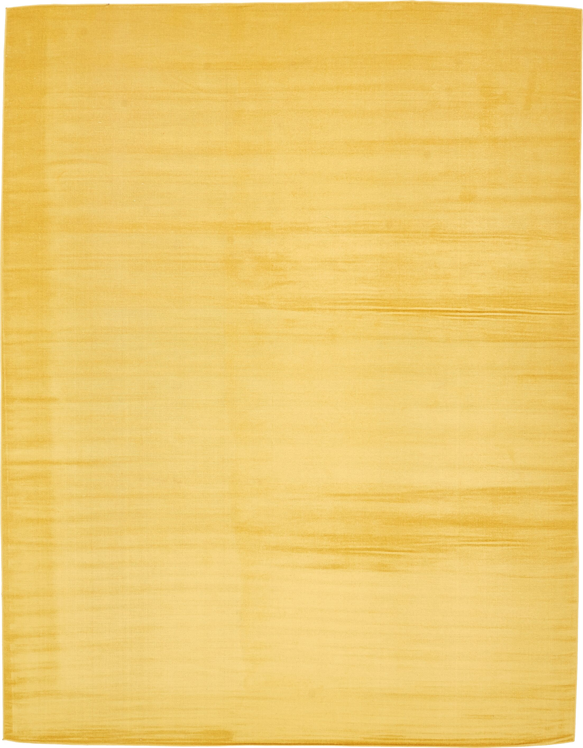 Risley Gold Area Rug Rug Size: Rectangle 10' x 13'