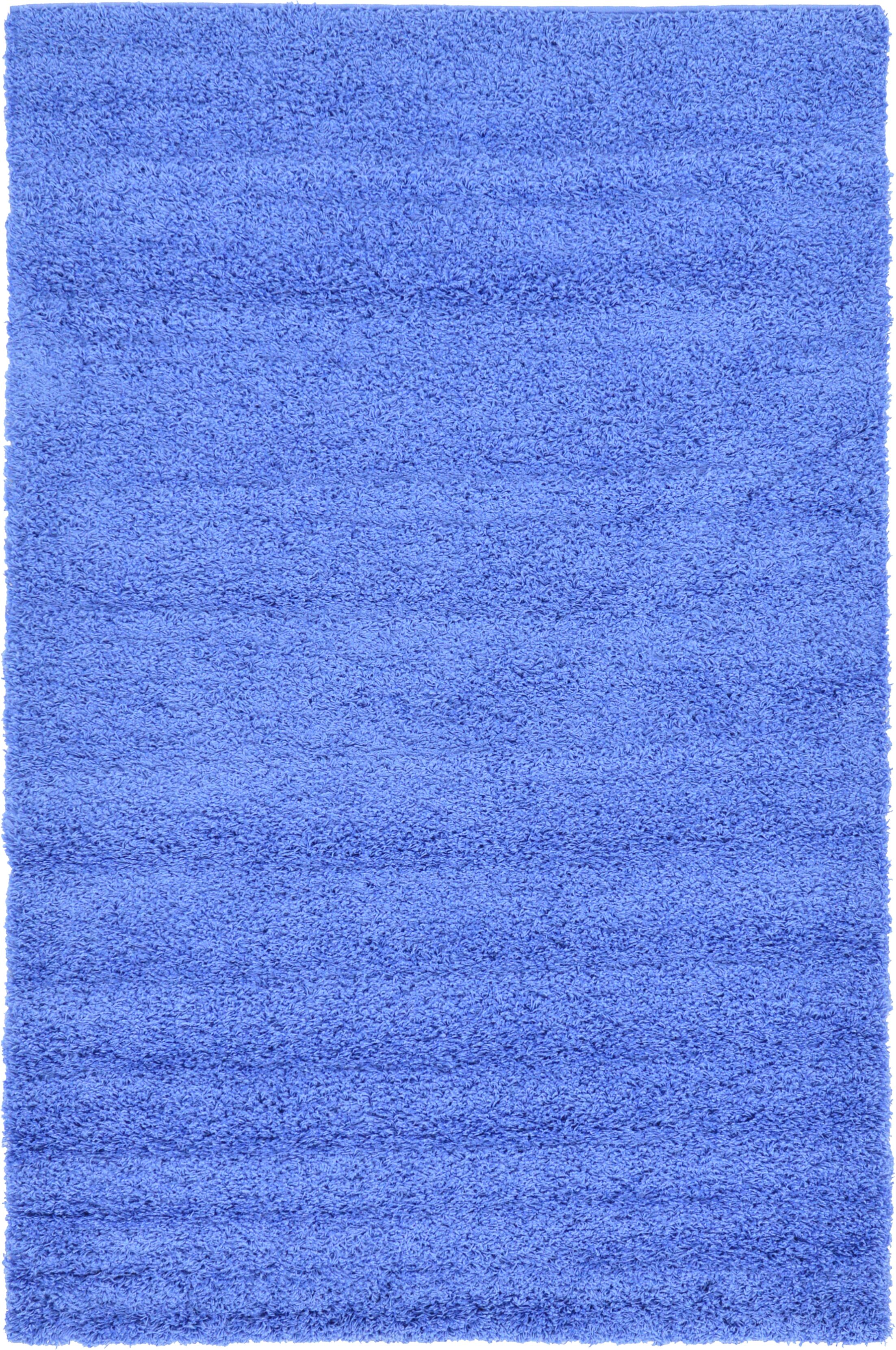 Madison Periwinkle Blue Area Rug Rug Size: Rectangle 5' x 8'