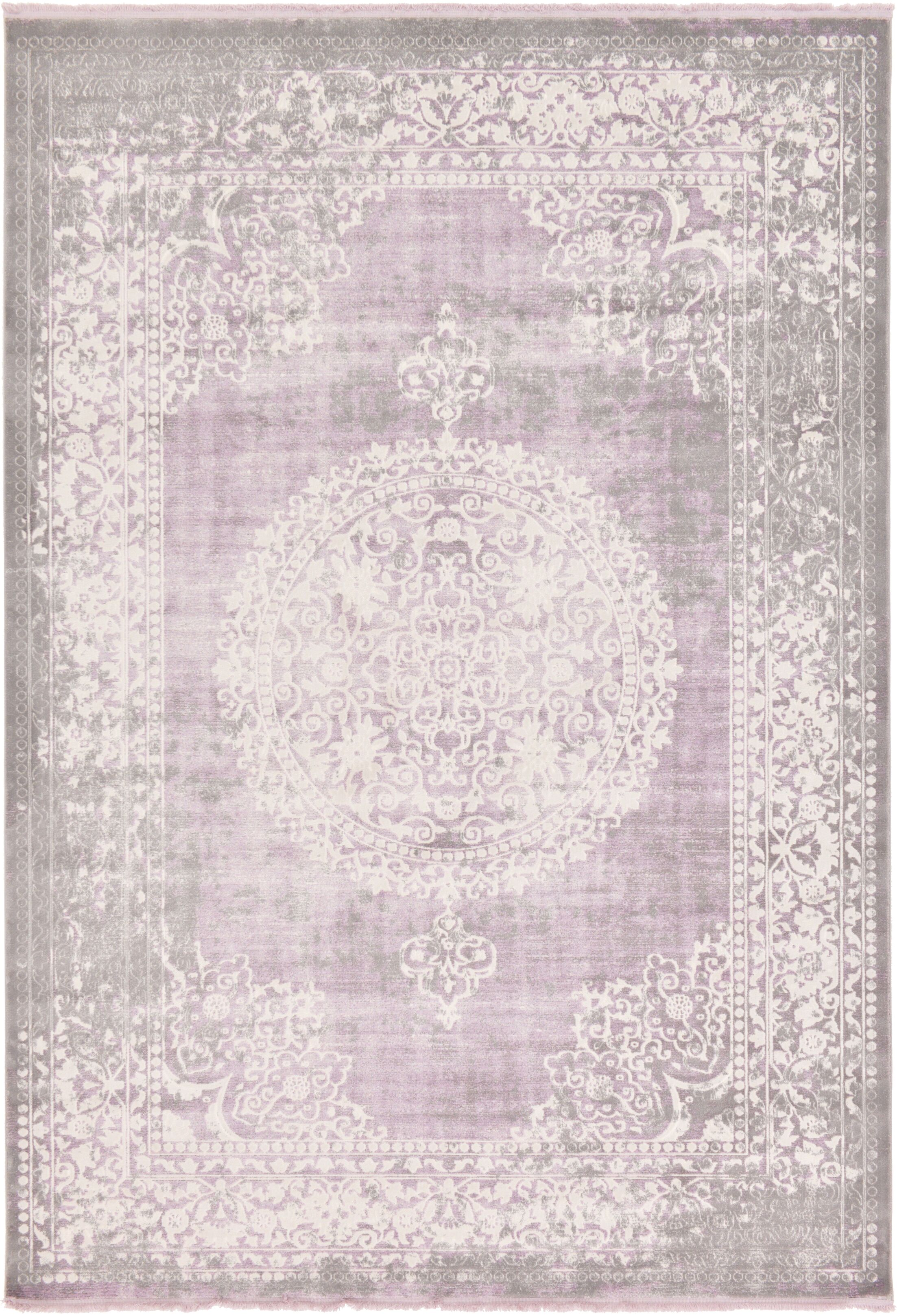 Bryant Green/Ivory Area Rug Rug Size: Rectangle 8' x 11'