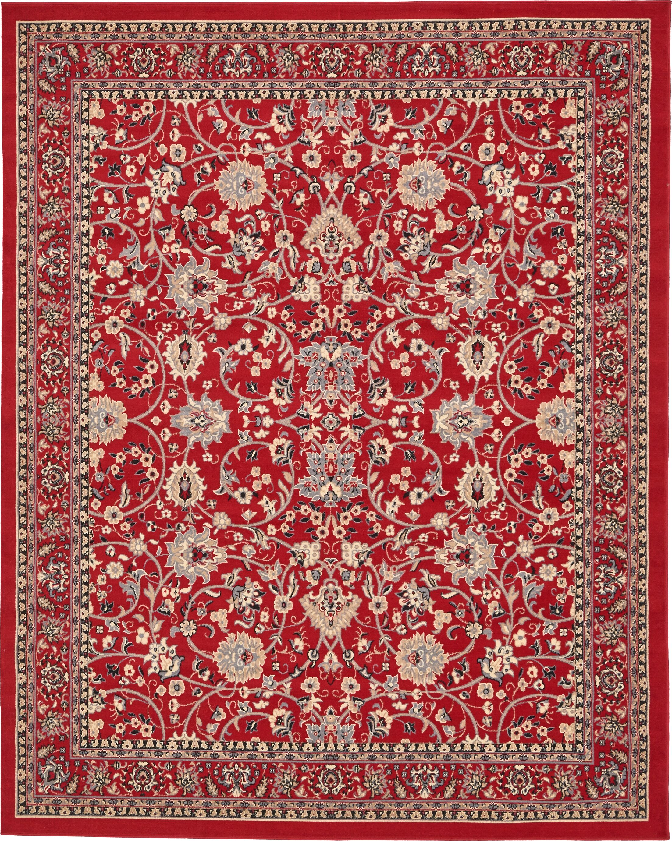 Southern Area Rug Rug Size: Rectangle 8' x 10'
