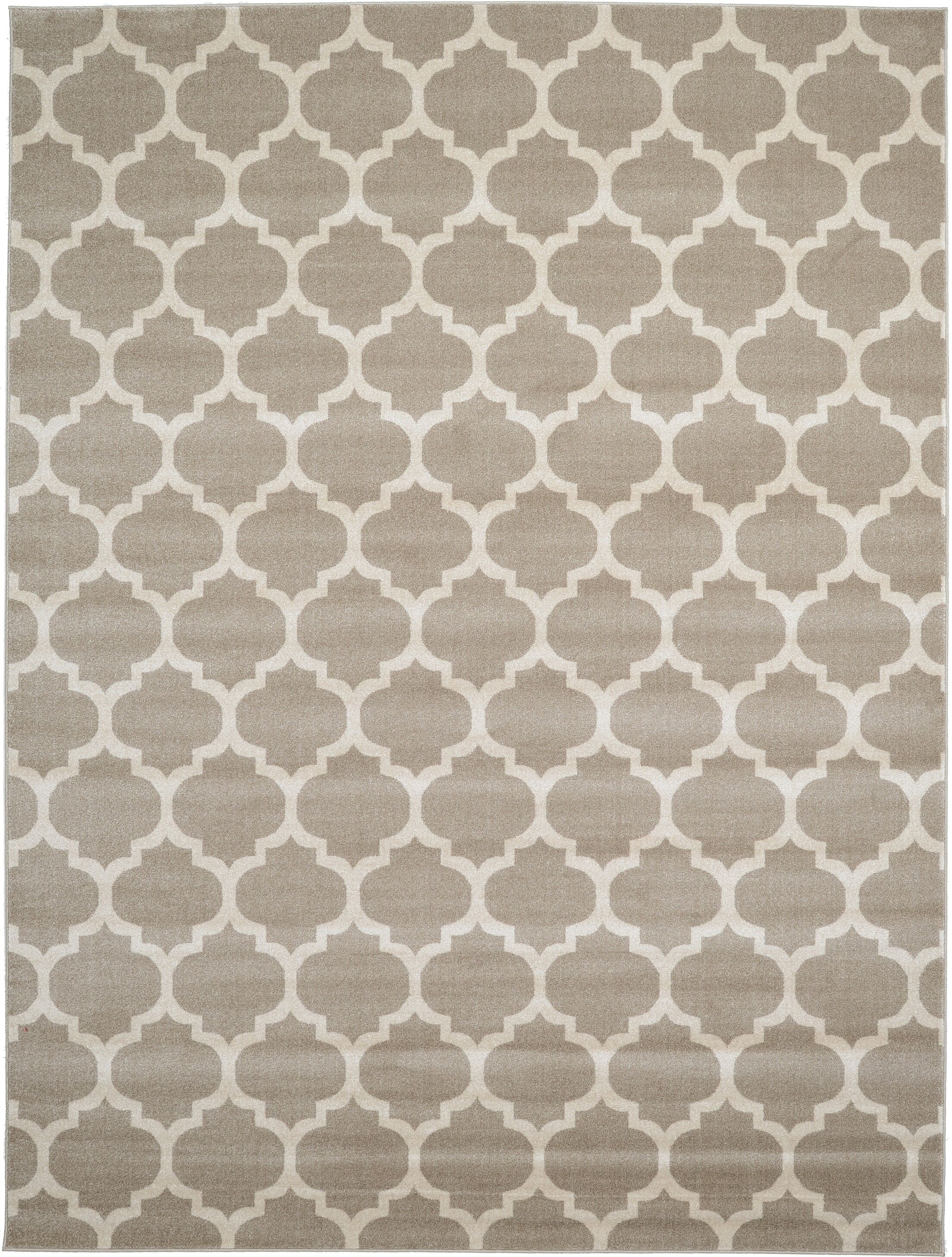 Moore Tan Area Rug Rug Size: Rectangle 9' x 12'
