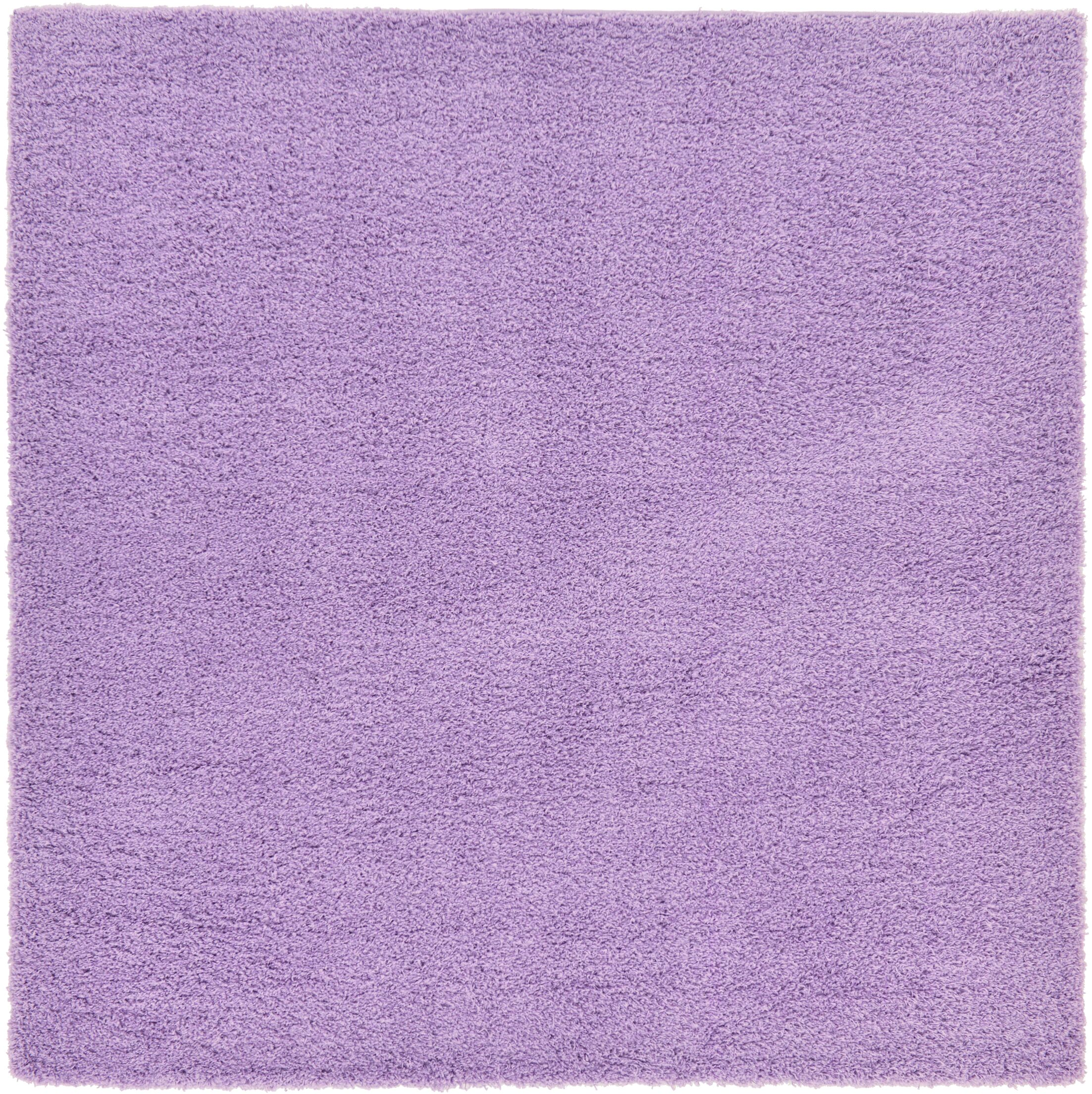 Madison Lilac Area Rug Rug Size: Square 8'2