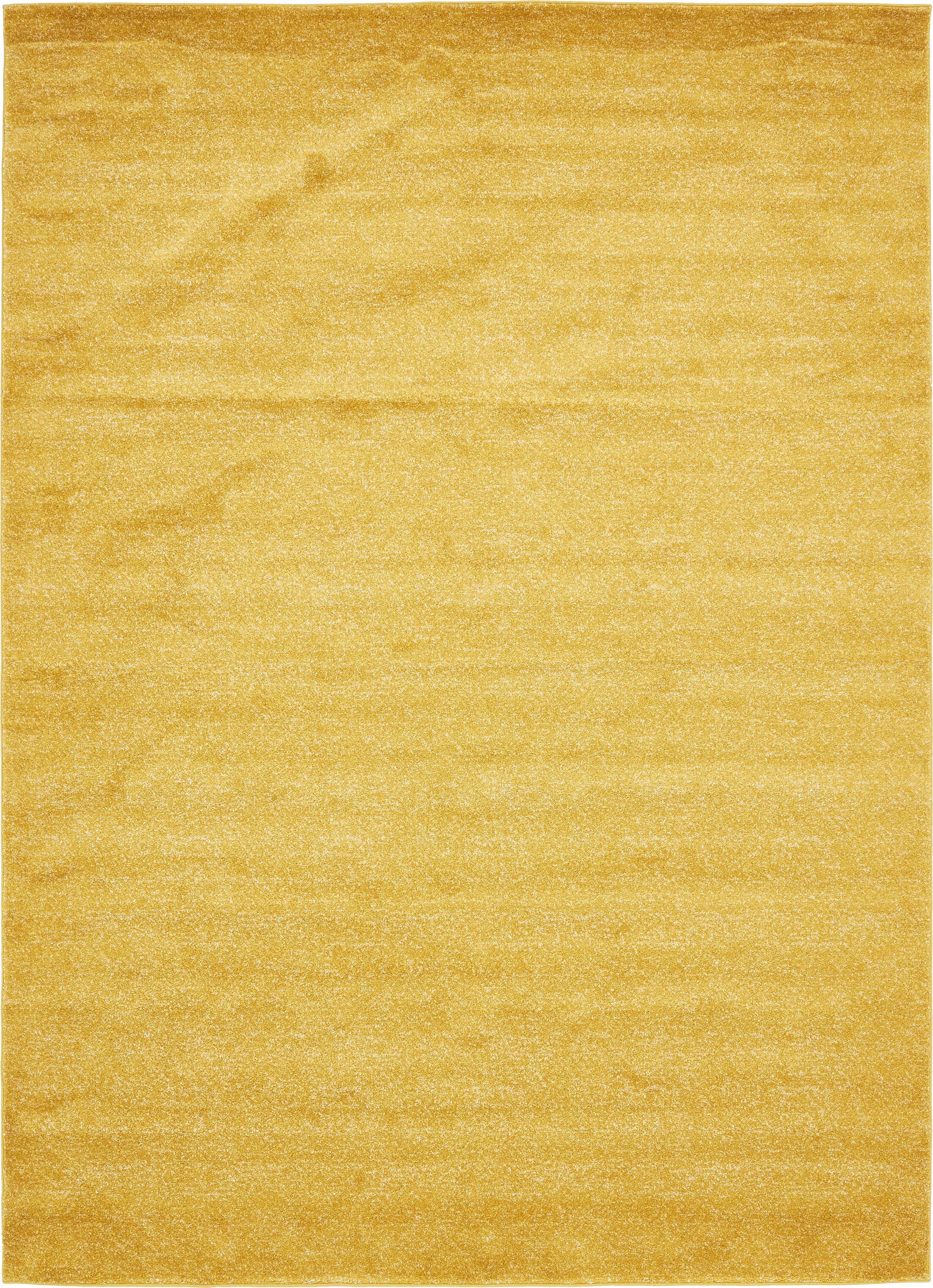 St Philips Marsh Yellow Area Rug Rug Size: Rectangle 9' x 12'2