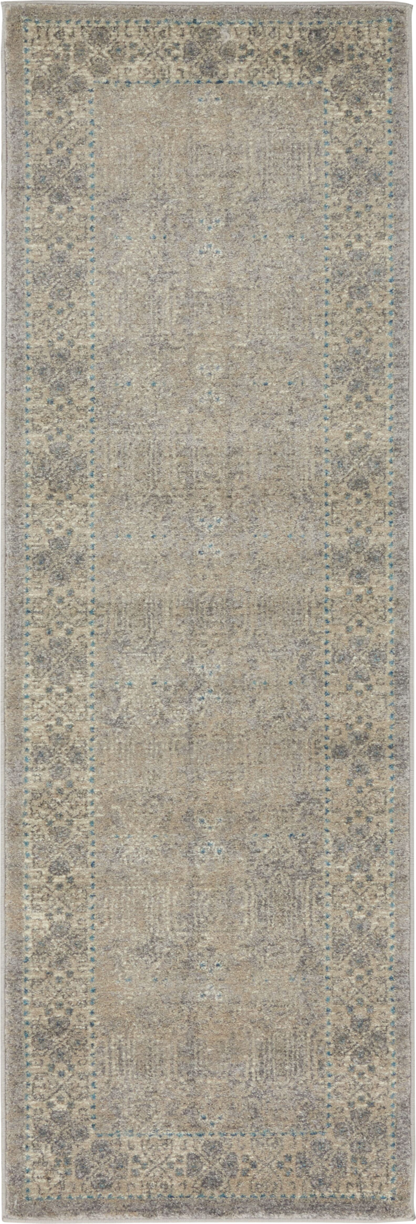 Brierfield Gray Area Rug Rug Size: Runner 2' x 6'