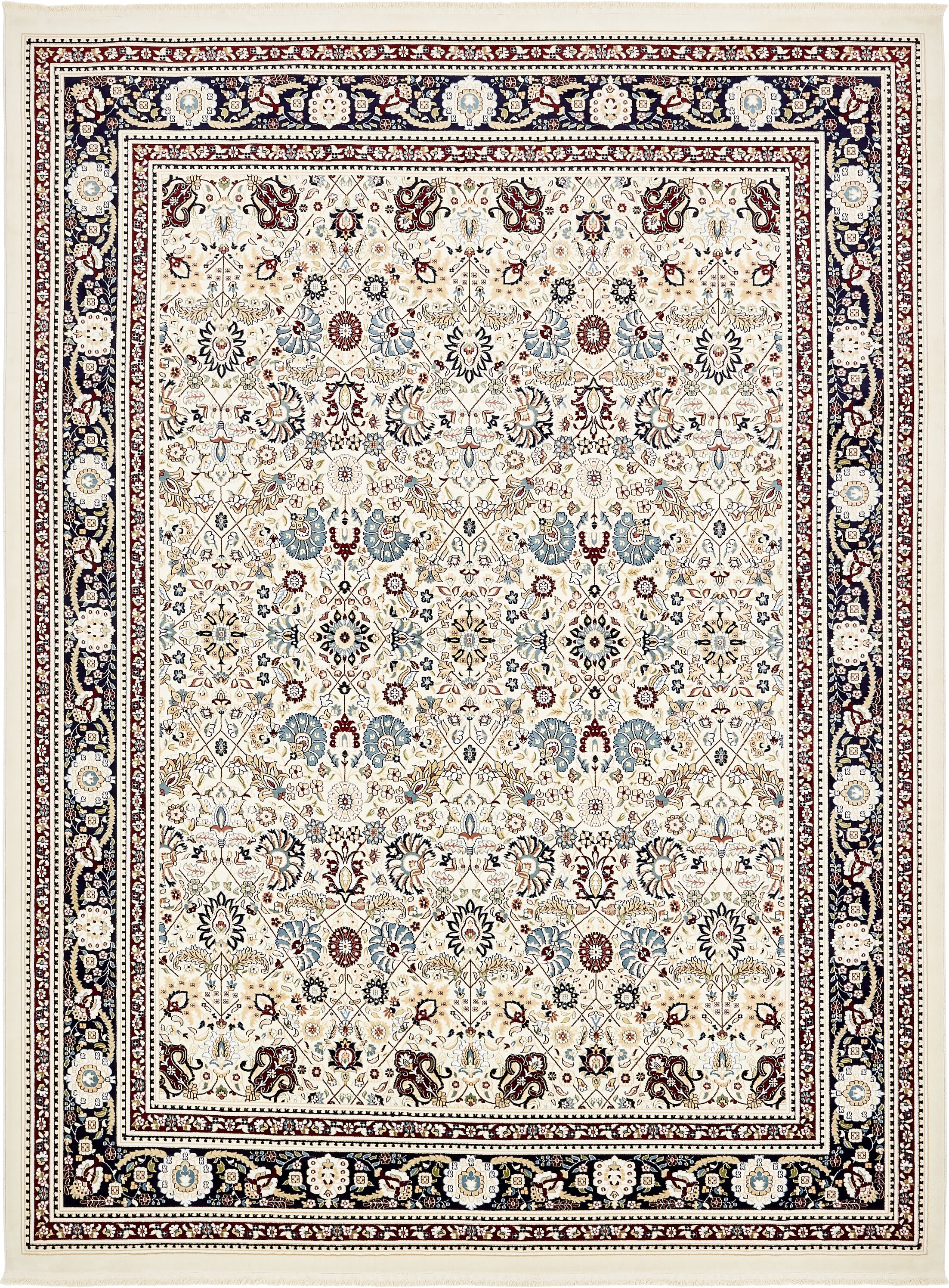 Quince Area Rug Rug Size: Rectangle 10' x 13'