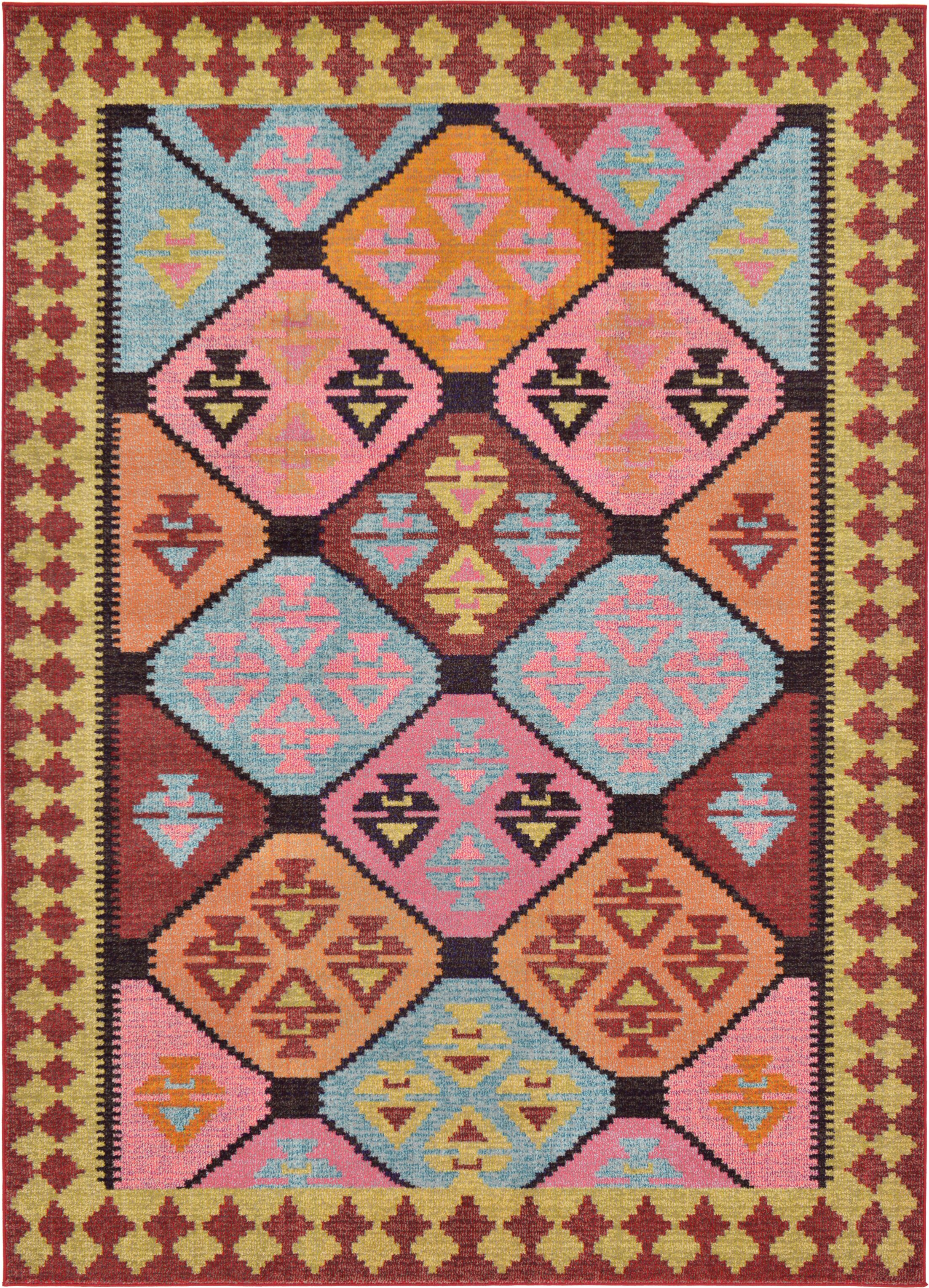 Broadway Area Rug Rug Size: Rectangle 7' x 10'