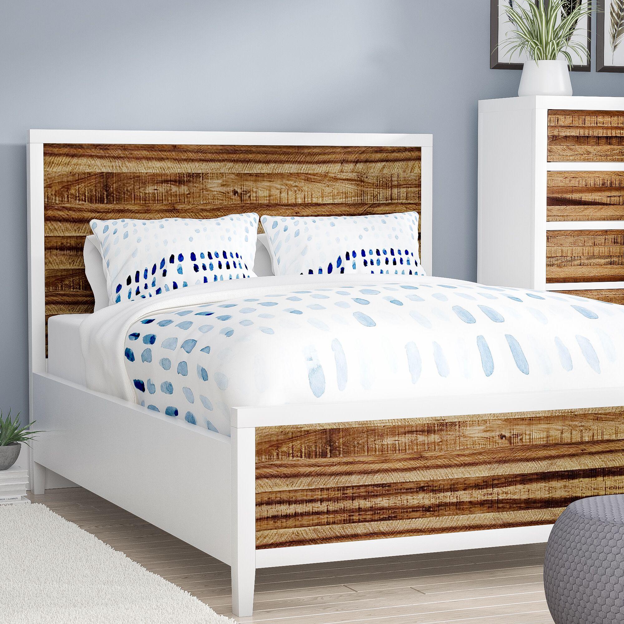 Bendigo Platform Bed Size: Queen