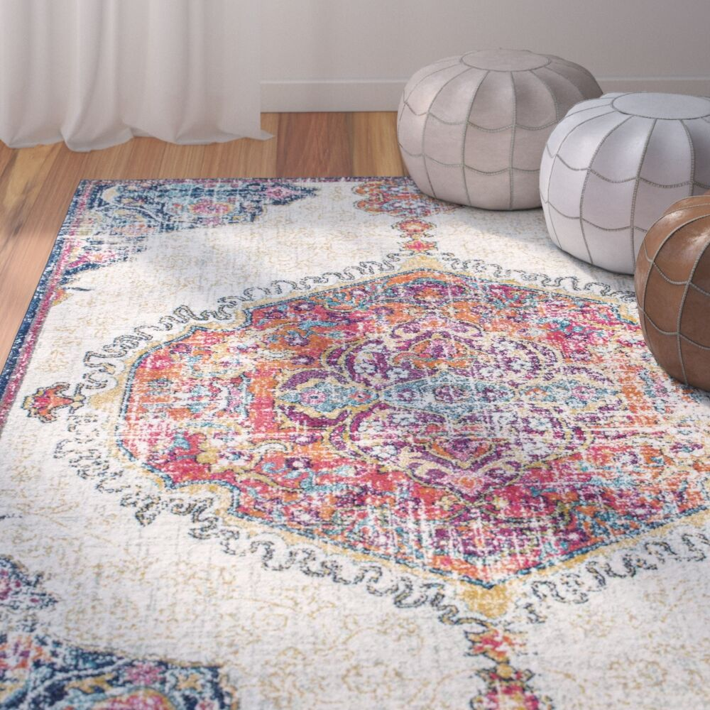 Cearbhall Beige Area Rug Rug Size: Rectangle 12' x 15'