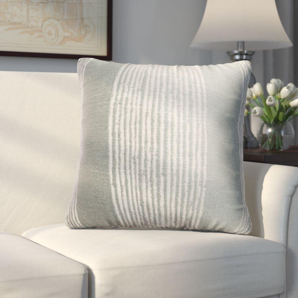Tunstall Hand-Tufted Wool Gray Area Rug