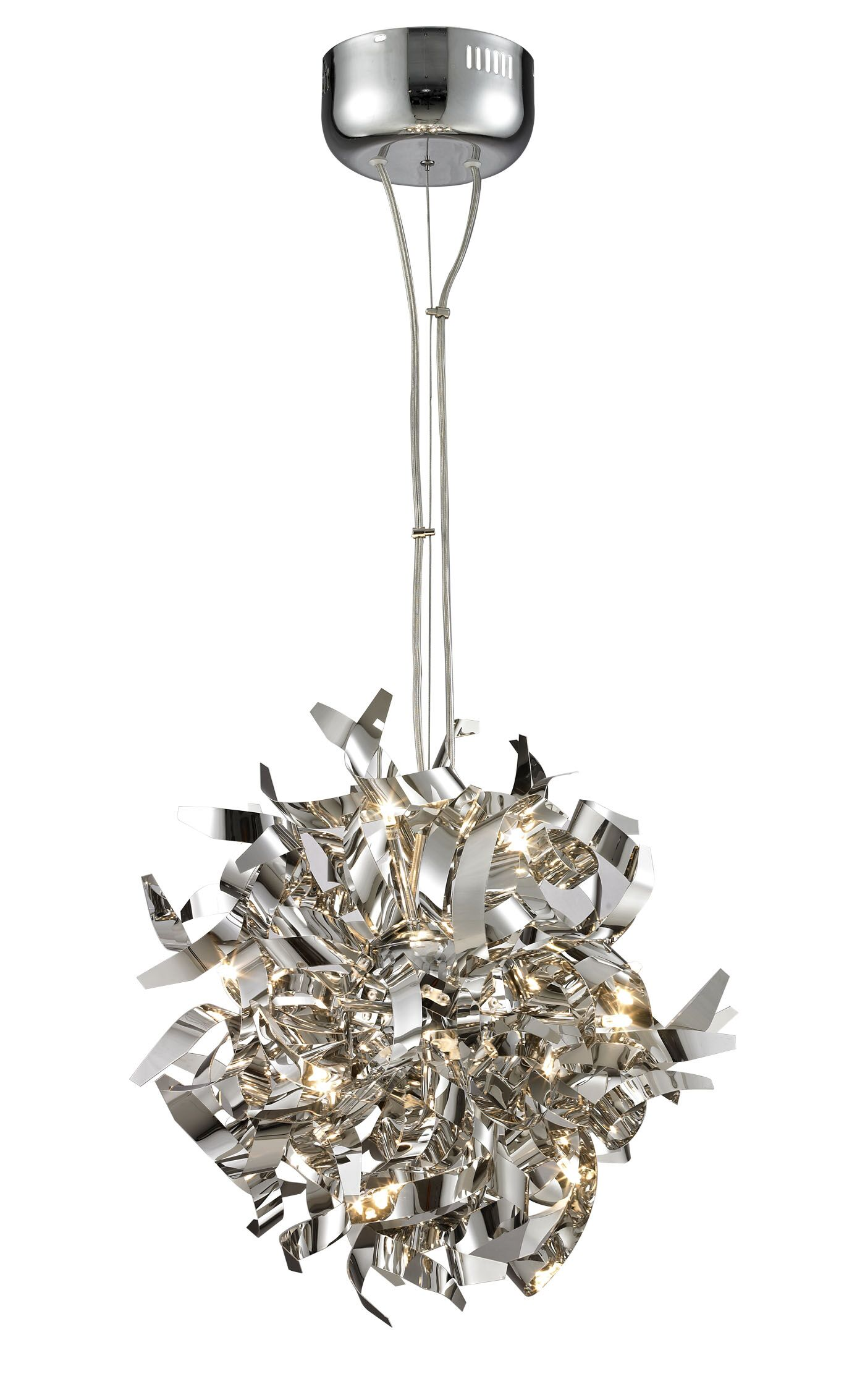 Hearns 15-Light Globe Chandelier