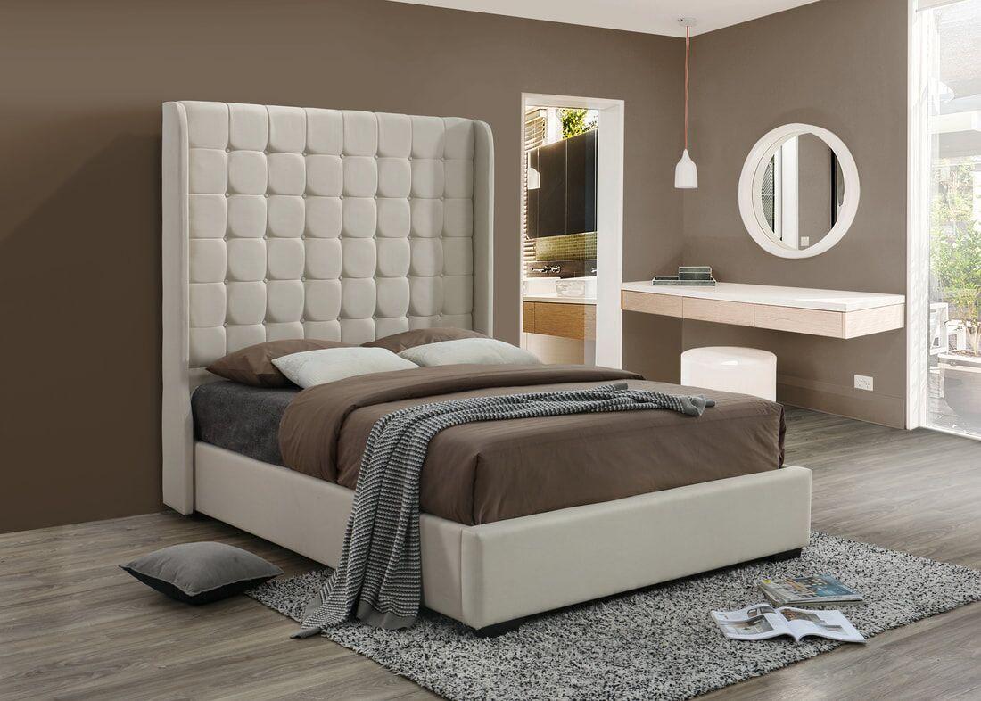 Sharice Platform Bed Size: King