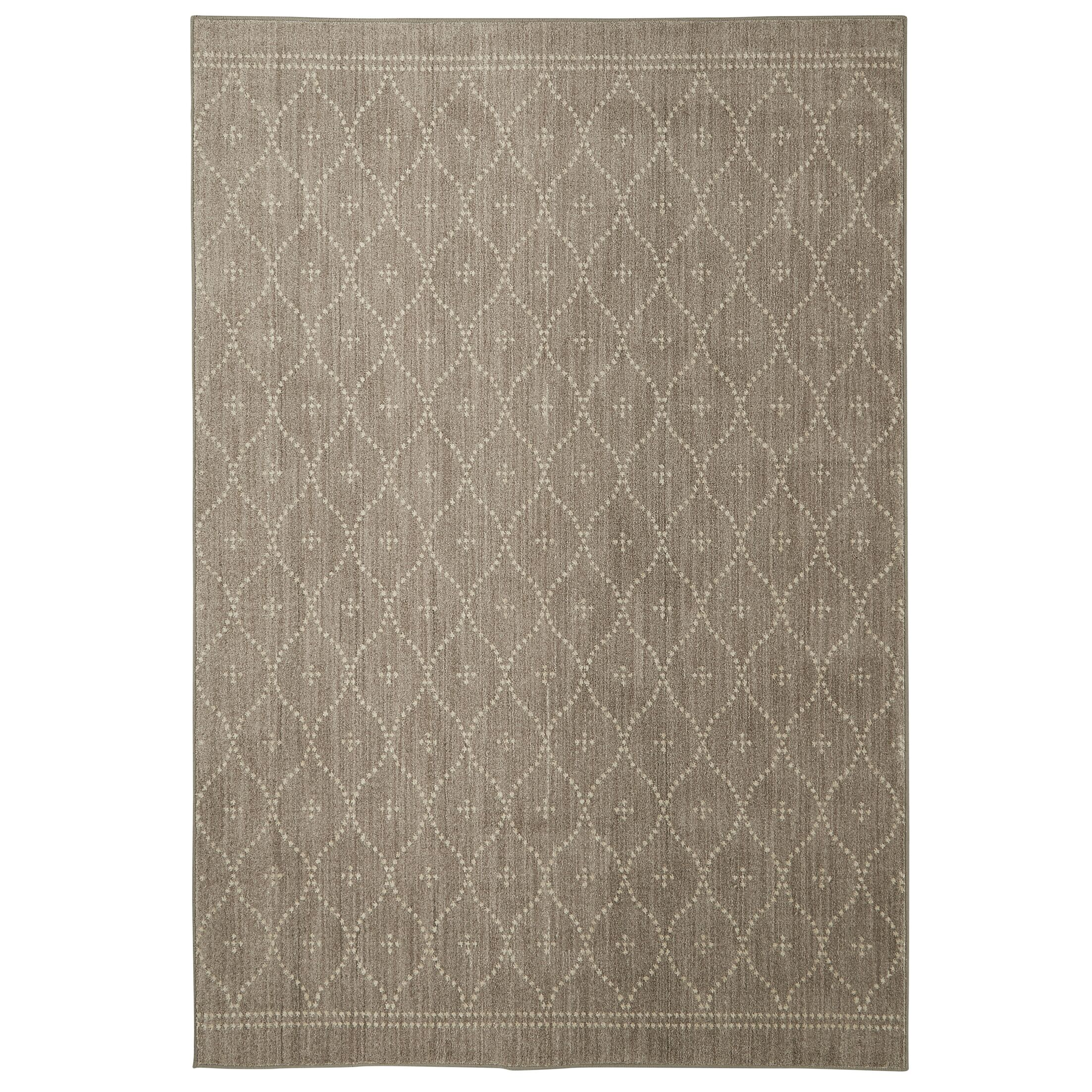 Carlito Palais Beige Indoor Area Rug Rug Size: Rectangle 5 'x 8'