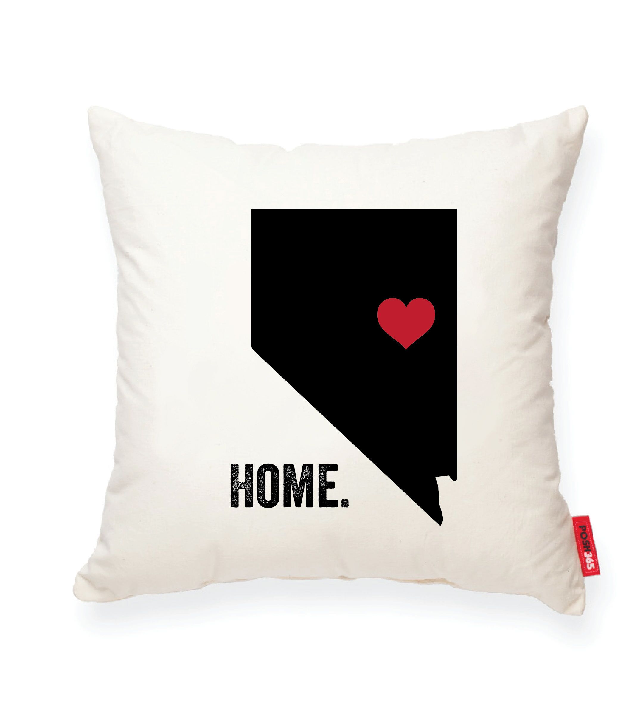 Pettry Nevada Cotton Throw Pillow
