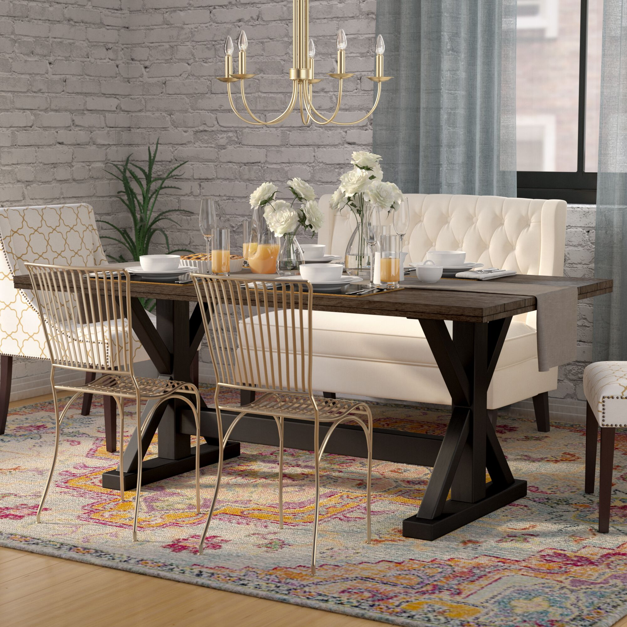 Landrum Dining Table by Simmons Casegoods