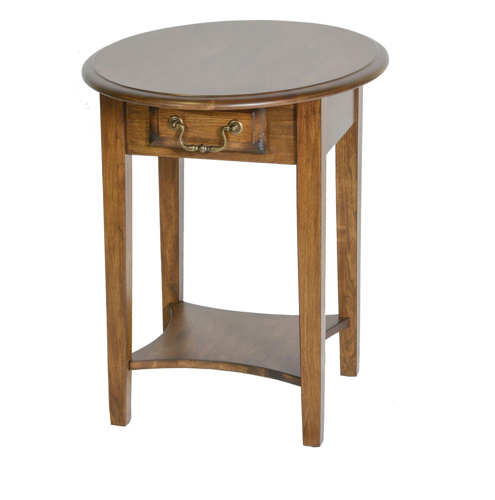 Seger End Table with Drawer