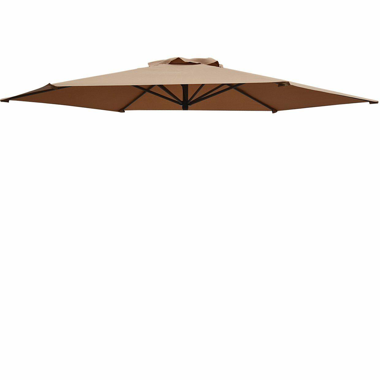Tayler Patio Umbrella Cover Color: Tan