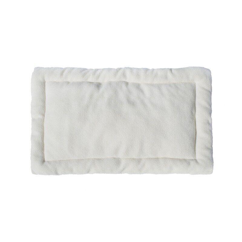 Jordyn Ultra-Soft Plush Fleece Cozy Pet Crate Mat