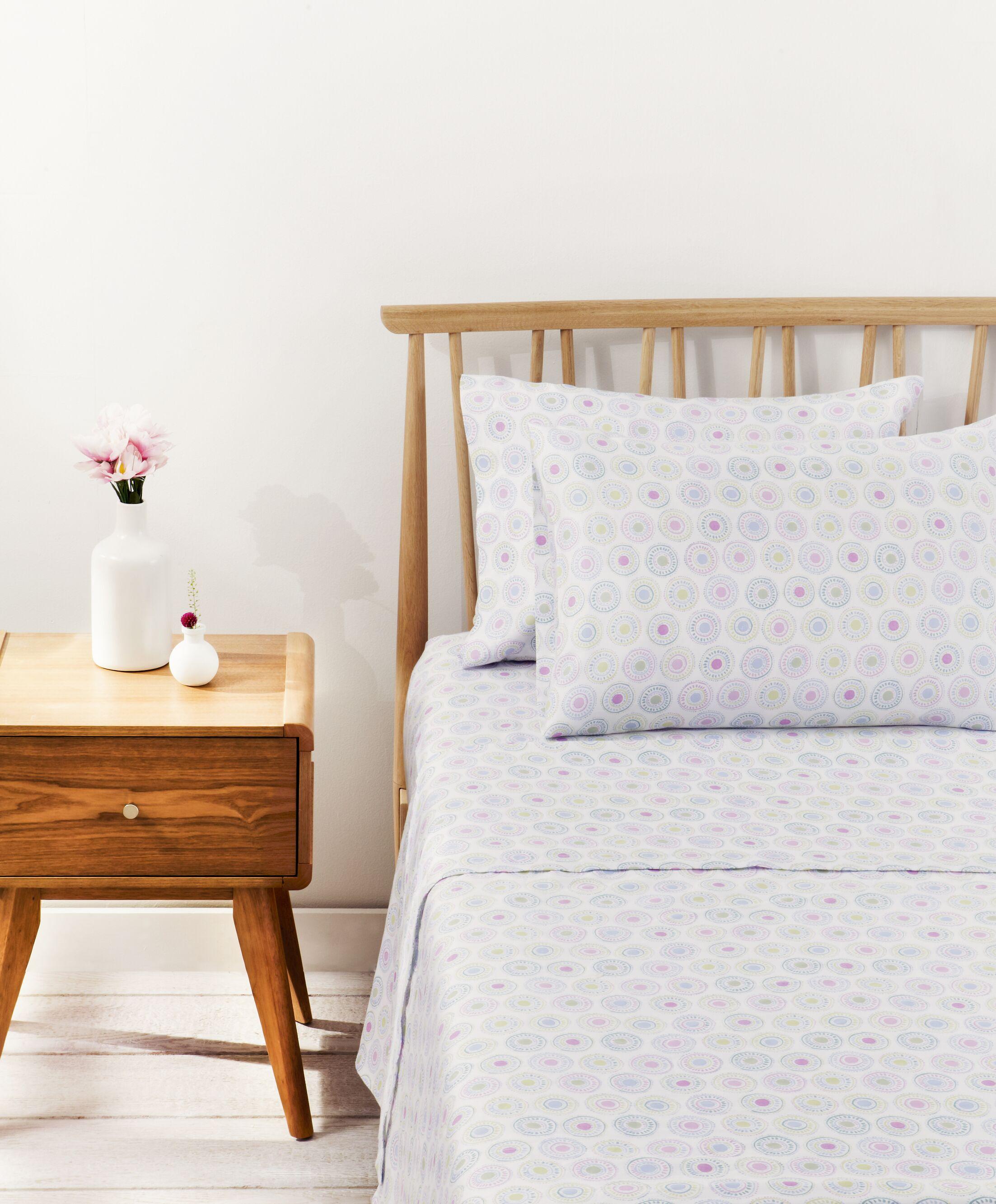 Palette 100% Cotton Sheet Set Size: Queen