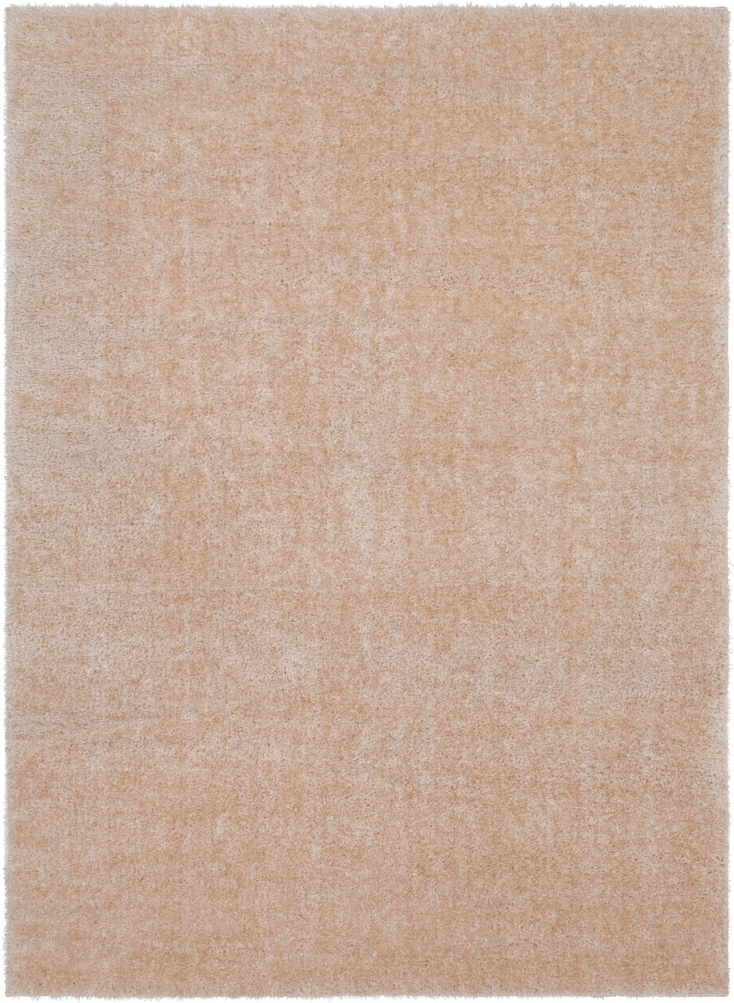 Carlos Shag Plush Blush Area Rug Rug Size: Rectangle 5'3