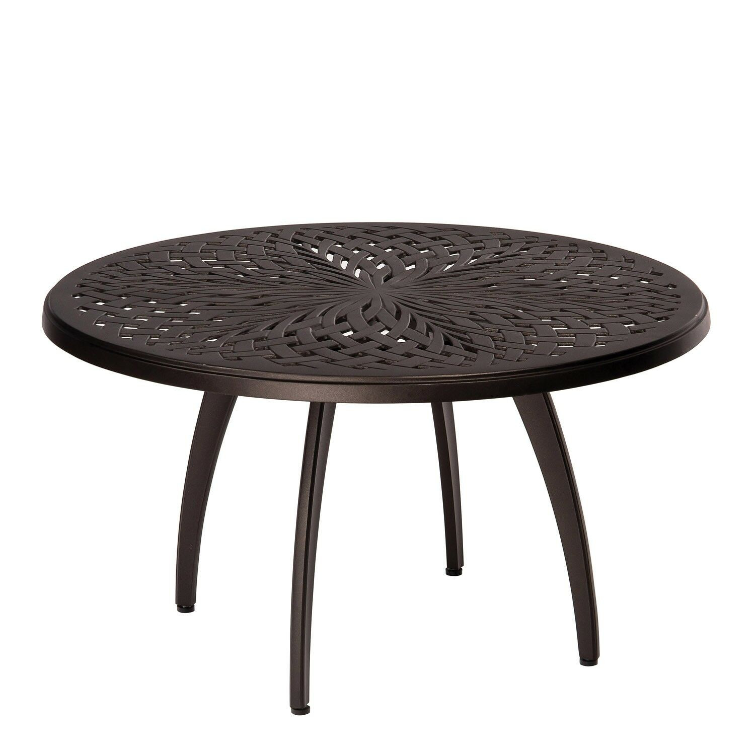 Apollo Coffee Table Frame Color: Textured Black
