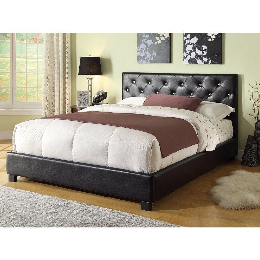 Sinoway Queen Upholstered Platform Bed