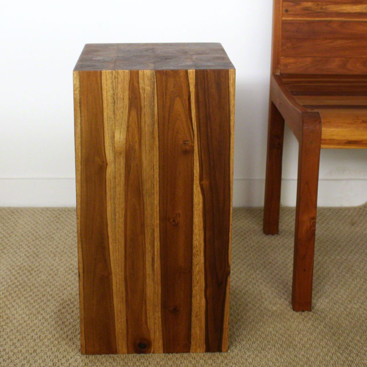 Lawless Block End Table